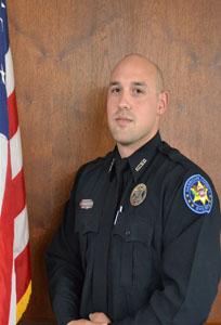 K-9 Deputy Russell Holliman