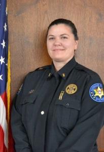Lieutenant Paula Hentges